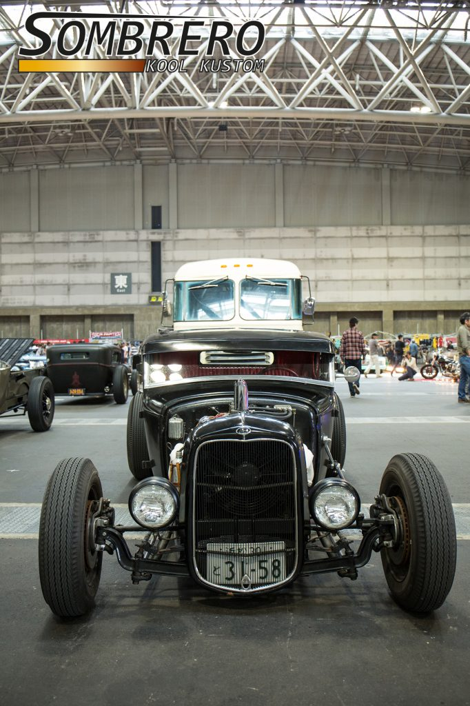 1930-31 Ford Model A, 1932 Ford Kühlergrill