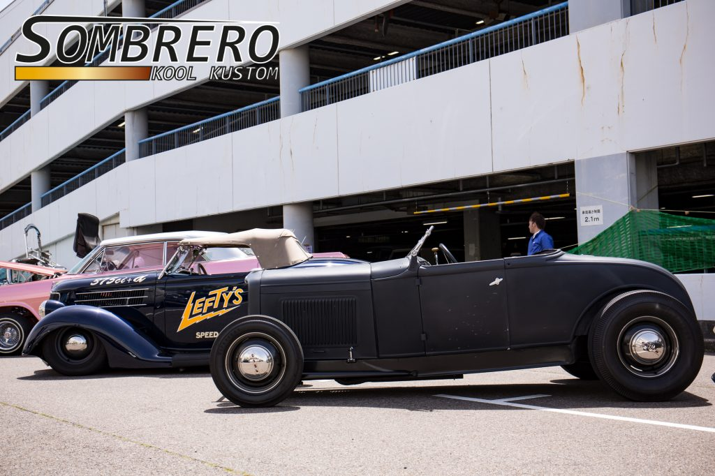 1932 Ford Roadster Hiboy, Hot Rod, 1936 Ford Roadster