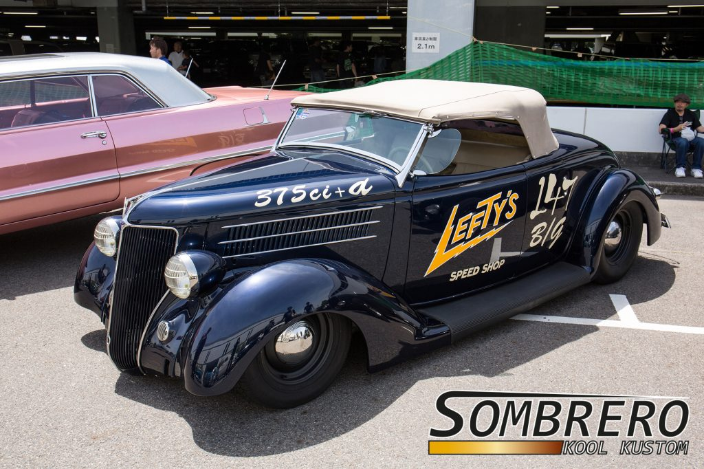 1936 Ford Roadster, 375ci, Leftys Speed Shop, Hot Rod