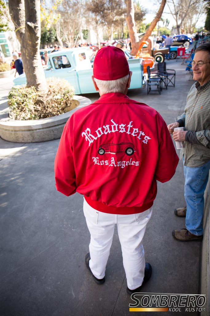 LA Roadsters Car Club, Car Club Jacke, Roadsters Los Angeles