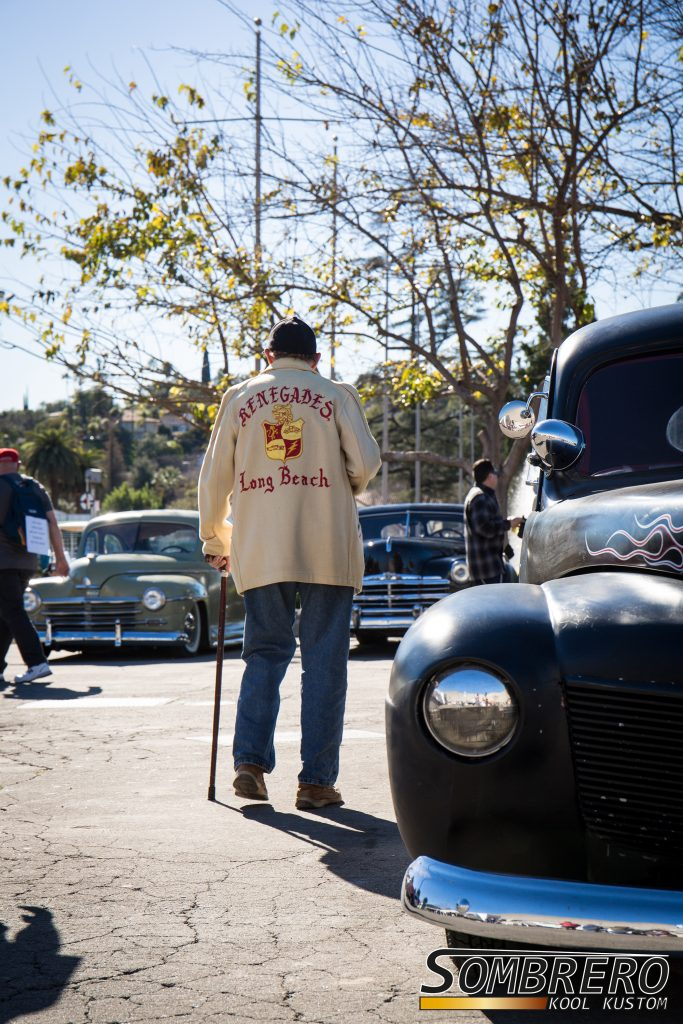 Renegades Long Beach, Car Club, Car Club Jacke