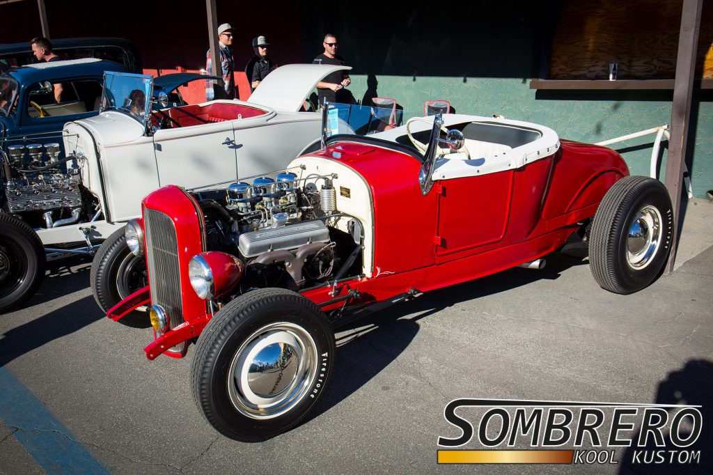 1927 Ford Model T Roadster, Chevrolet Corvette V8, Hot Rod
