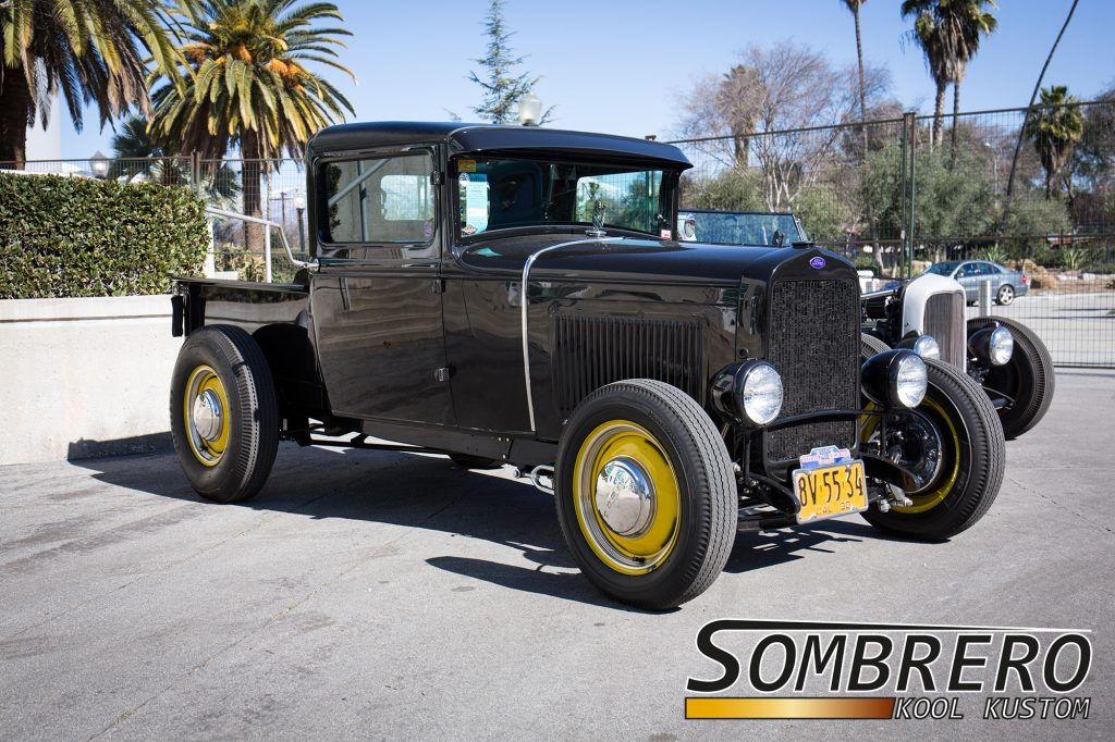 1930 Ford Pick-up, Hot Rod