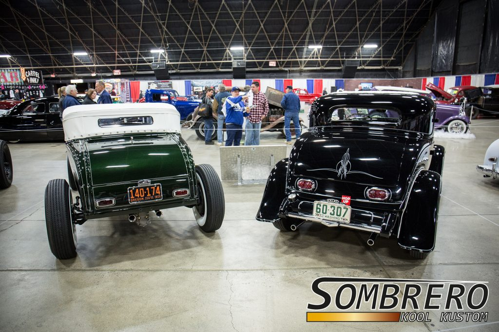 1931 Ford Model A Roadster, 1932 Ford 3-Window Coupé, Survivor, Hot Rod, Suede Palace