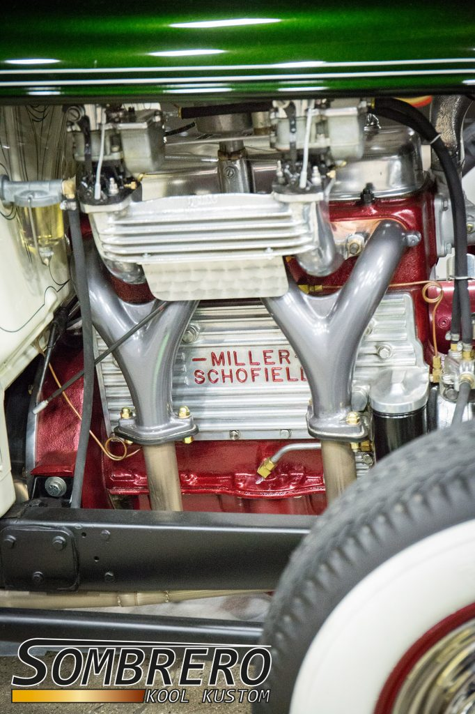 1931 Ford Model A Roadster, 4-Banger, OHV Conversion, Miller Schofield