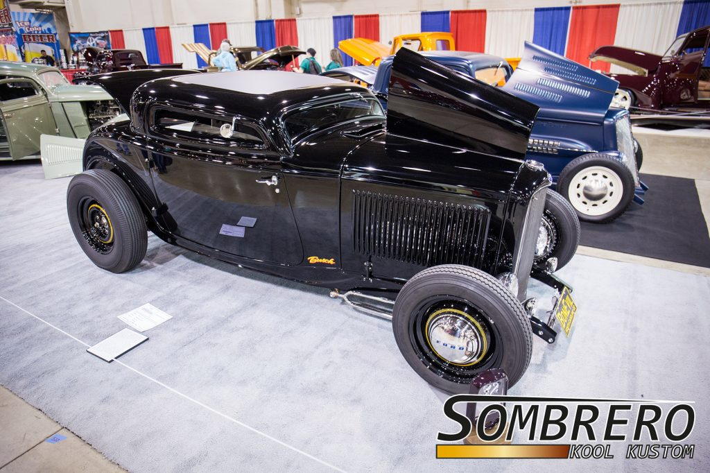1932 Ford 3-Window Coupé, BonEvil, Top Chop, Hot Rod