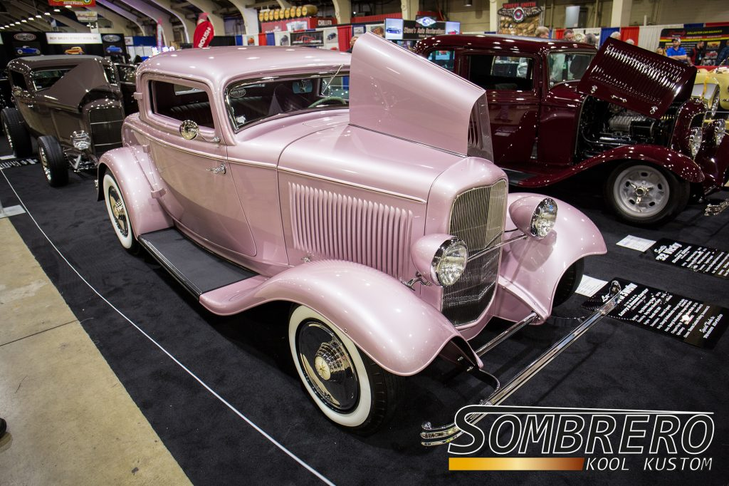 1932 Ford 3-Window Coupé, Roy Brizio, Street Rod, Roush 402 SBF, Tremec
