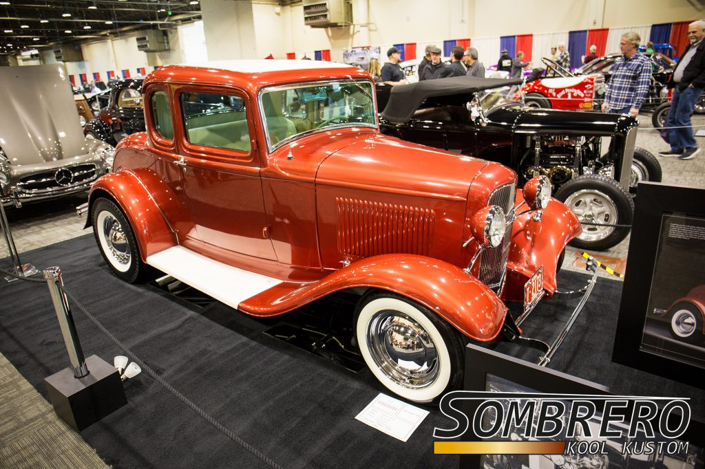 1932 Ford 5-Window Coupé, Hot Rod, Survivor, Island Fender Shop