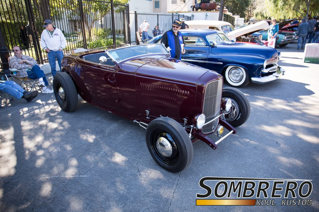 1932 Ford Roadster, Highboy, Hiboy