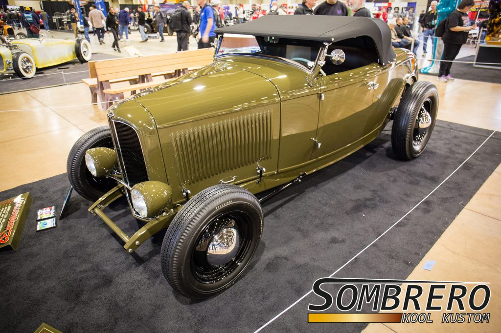 1932 Ford Roadster, Hiboy Hot Rod, Hollenbeck32