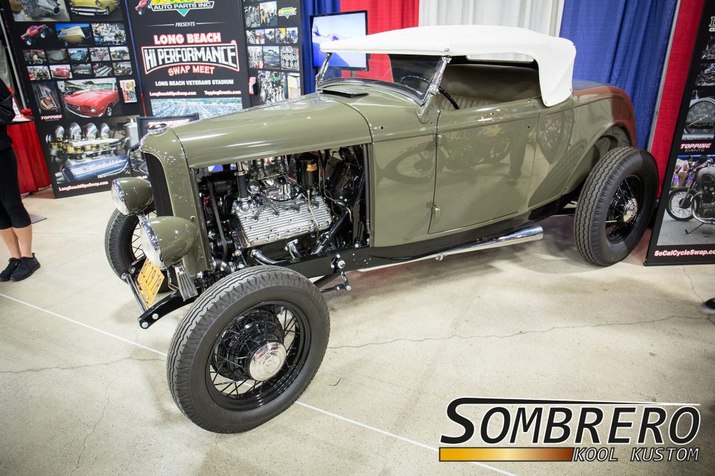 1932 Ford Roadster, Flathead V8, Hot Rod