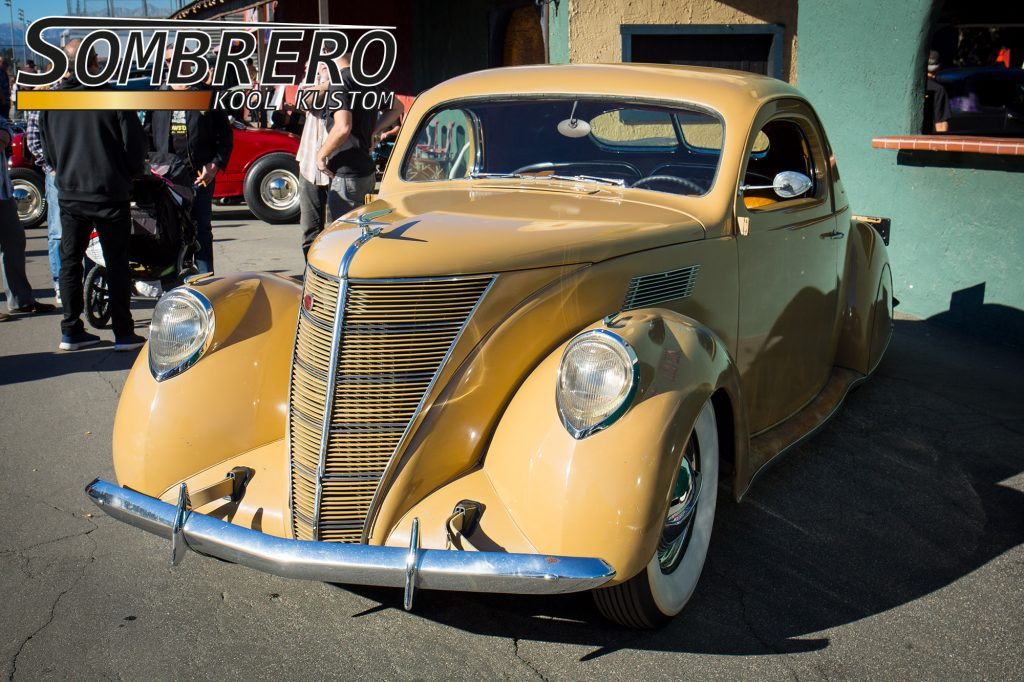 1937 Lincoln Zepyhr Coupé, Kustom Car
