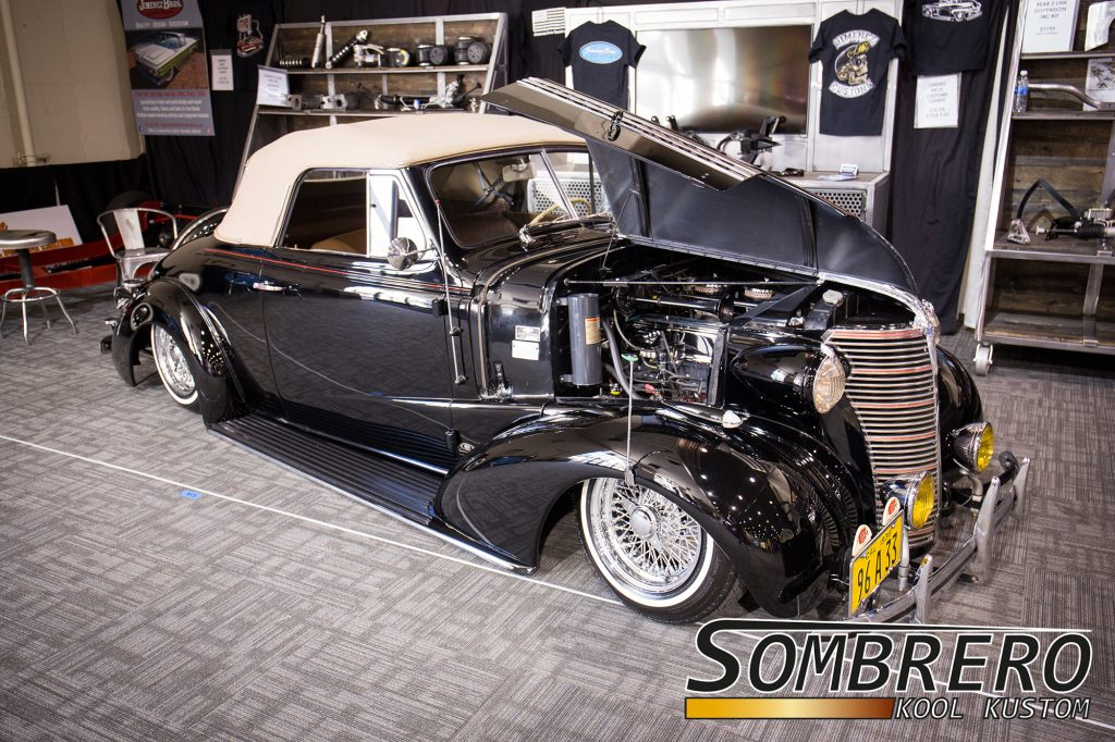 1938 Chevrolet Roadster, Lowrider Bomb, Jiminez Bros Customs