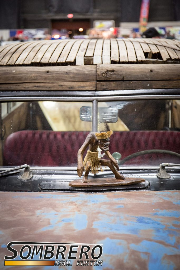 1941 Plymouth Woodie Station Wagon, Surfer Joe, Patina