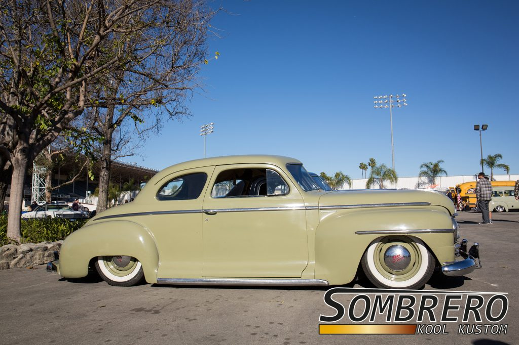 1946-48 Plymouth Coupé, Kustom