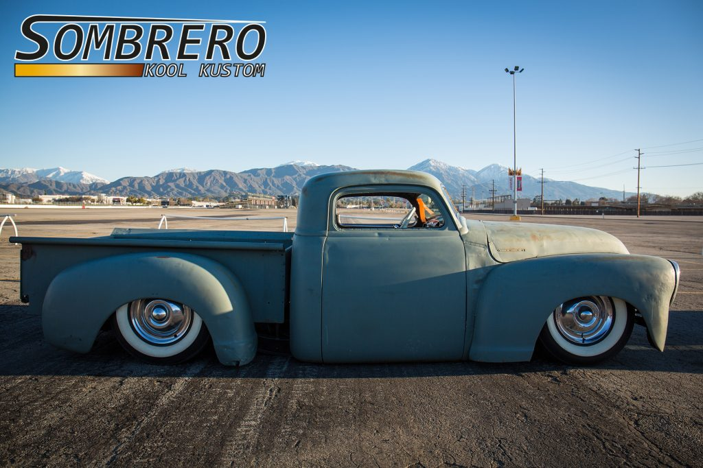 1947-50 Chevrolet Pick-up, Top Chop, Patina