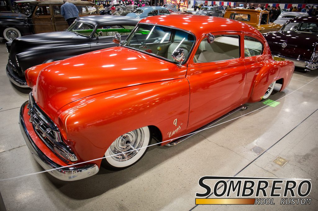 1951 Chevrolet Fleetline, 9 Lives, Beto Rojas, 1949 Ford Taillights