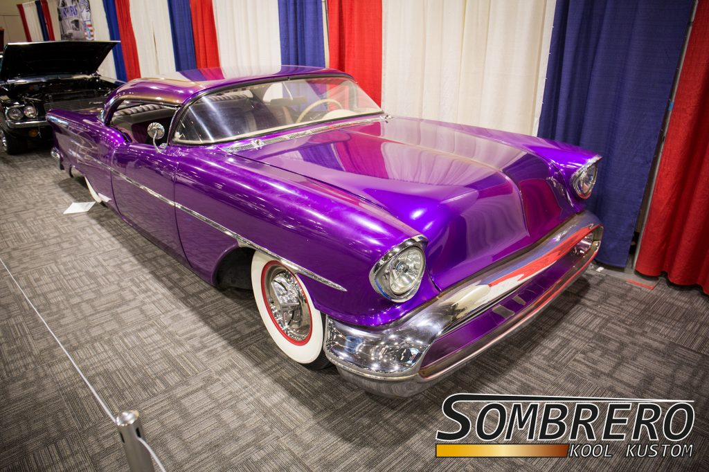 1957 Oldsmobile, Top Chop, Kustom Car