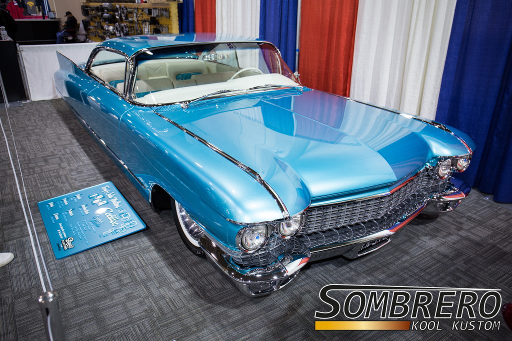 1960 Cadillac Coupé DeVille, Kustom Car, Art Morrison, Squeegs Kustoms