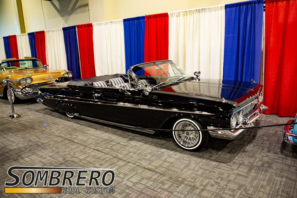 1961 Chevrolet Impala Convertible, Lowrider