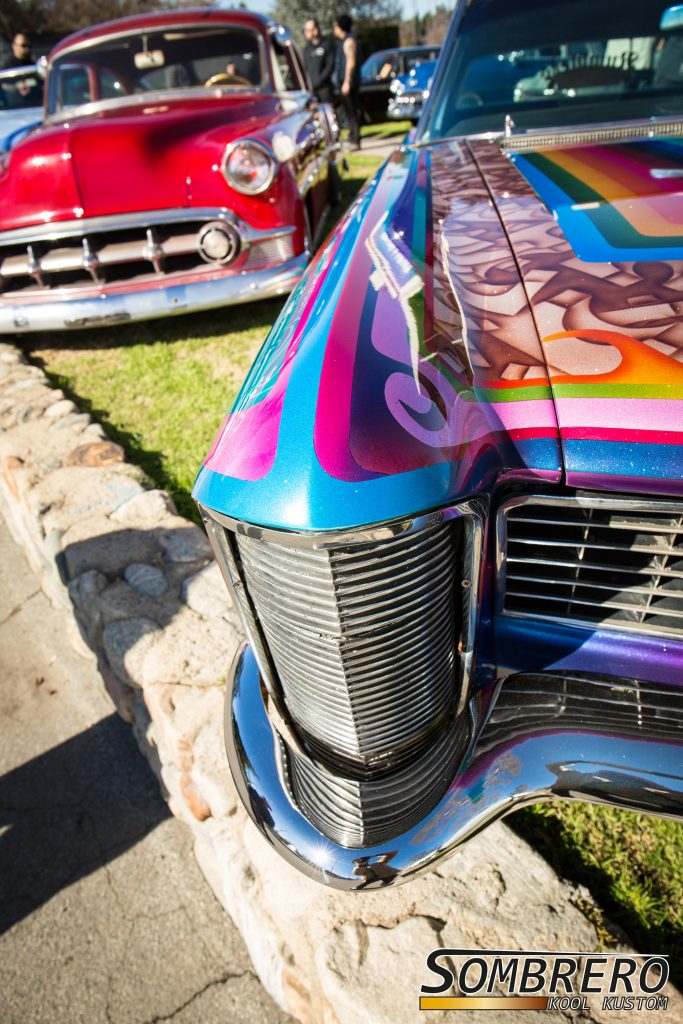 1965 Buick Riviera, Wild Paintjob, Ralph Ascencio, Rumblers Car Club