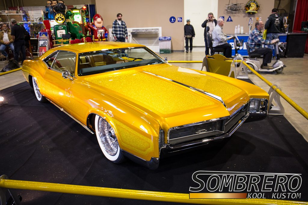 1966 Buick Riviera GS Coupé, Top Chop,  425cui Buick Nailhead V8, House of Kolor Paint