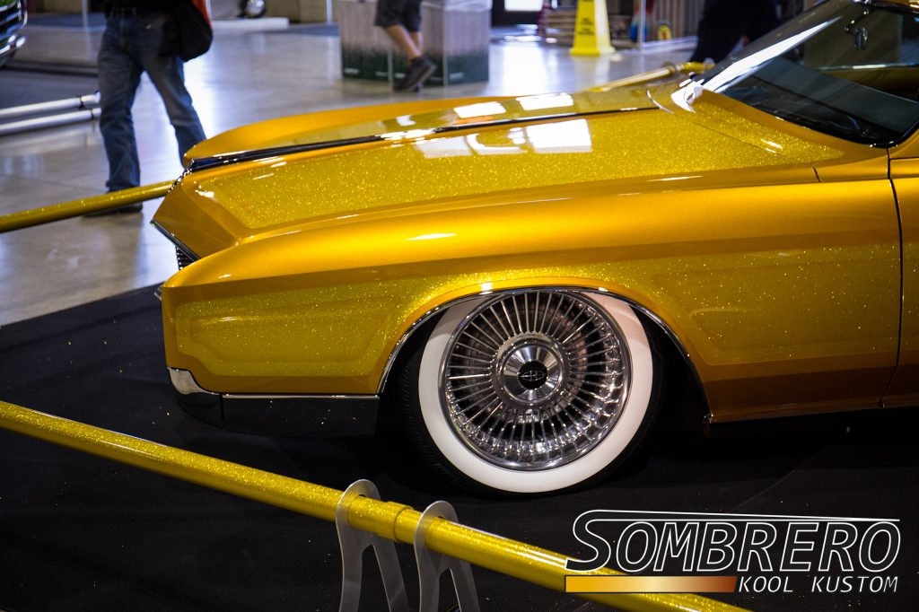 1966 Buick Riviera GS Coupé, CCCylewheels, Accu-Air Suspension
