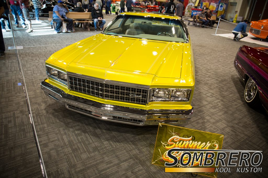 1976 Chevrolet Caprice Coupé, Glasshouse, Lowrider, Summer Breeze, Lifestyle CC