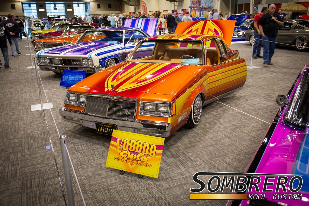 1982 Buick Regal Coupé, Voodoo Child, Lowrider, Lifestyle CC
