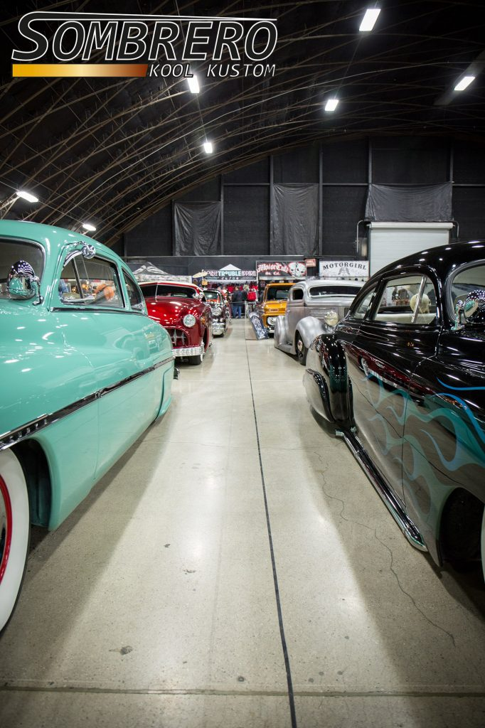 Suede Palace, Grand National Roadster Show, Kustom Cars