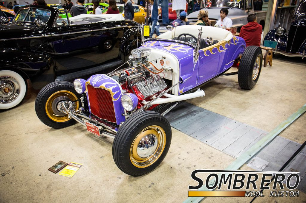 1926 Ford Model T Roadster, Victor Hot Rod Shop, Mooneyes Best of Show, Flathead V8