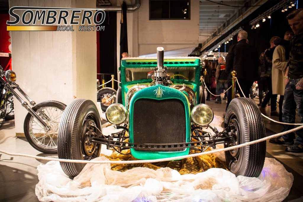 1926 Ford Model T, Stuart Little, Tomi Kangas, Heath Garage, Kustom Kulture Show