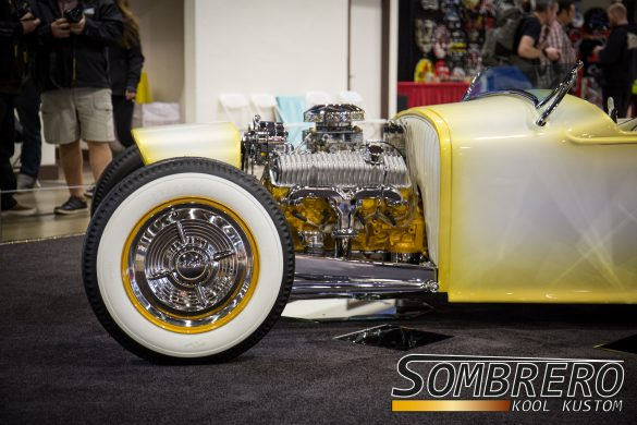 1927 Dodge Roadster, Fools Goldster, Chevy Small Block V8