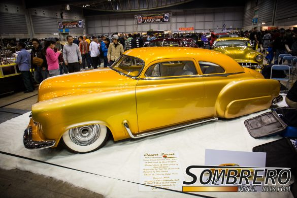 1952 Chevy Kustom Desert Sunset, Gene Winfield
