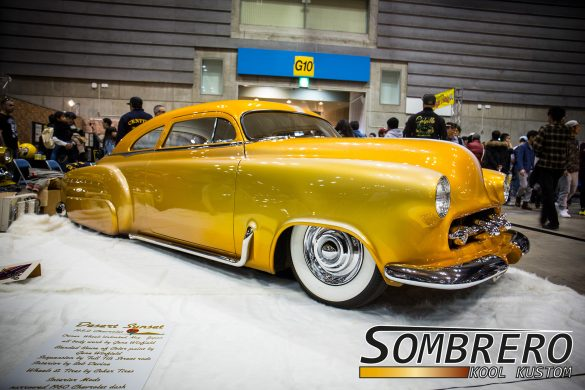 1952 Chevrolet, Desert Sunset, Gene Winfield Top Chop