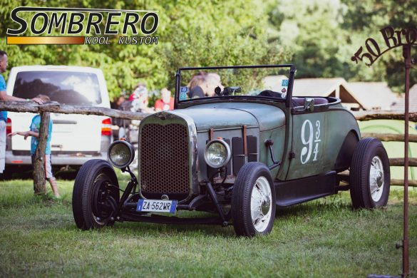 1928-29 Ford Model A Roadster, 50 Brothers, Italian Hot Rodders