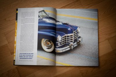 Kustom Life Magazine, Crystal Cadillac, 1947 Cadillac Custom Coupé, Kevin Anderson, Indianapolis